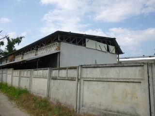 Construcție (depozit) mun. Chișinău, str. Haltei, 21.