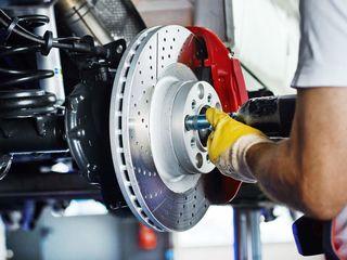 Замена тормозных колодок, замена тормозных дисков, ремонт и профилактика суппортов