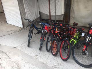 Занимаемся ремонту велосипедов подборов велосипедов и так далее! мы продаем и велосипеды!