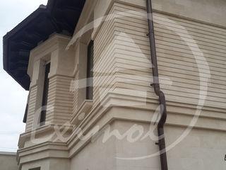 Теплый, красивый фасад вашего дома!
