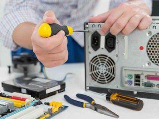 Reparatia laptopurilor si calculatoarelor-curatire de praf,schimbare display,claviatura chisinau