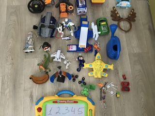 Большой комплект игрушек для ребенка  1 - 5 лет