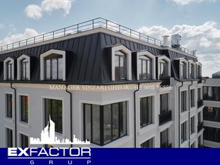Exfactor Grup sect. Centru str. Bulgară - 2 camere 87 m2 et. 3 la cele mai bune condiții!