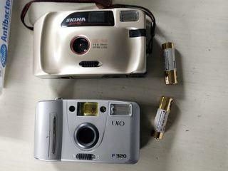 Два фотоапарата б-у.