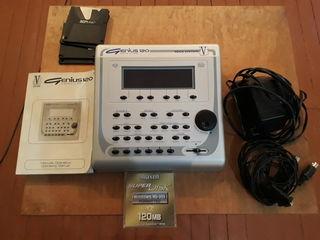 Vind  Genius premium 120 Voice system nou  cu generator sonor incorporat