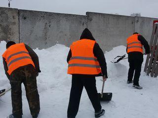 Уборка, погрузка и вывоз снега!!!