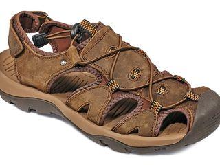 Летние мужские сандалии Troon - коричневые