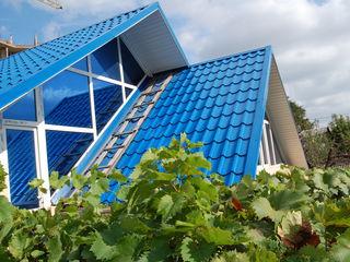 Продажа-Обмен Дом с мансардой в центре Кишинева в зоне парка Долина роз.