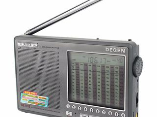 DEGEN de1103 радио-FM/AM. SSB. --SANGEAN ATS-909X. XHDATA D-808 SW/MW/LW