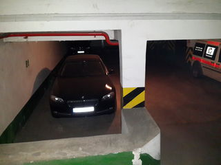 Продается подземная парковка по ул. Александру чел Бун 108  7300 euro