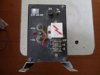 блок питания EZP 06-00  20 АМПЕР 5 вольт