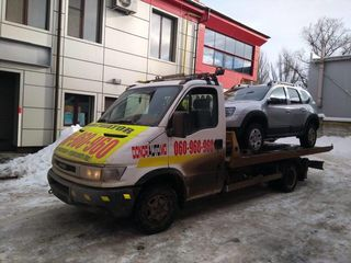 Evacuator - Chisinau/Moldova, disponibil 24/24 - эвакуатор Кишинев