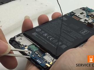 Xiaomi Redmi 3/3S  Nu se încarcă smartphone-ul -Luăm, reparăm, aducem !!!