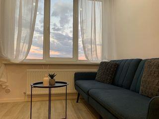Chirie 1 cameră+living, mobilat, str. N.Testemitanu