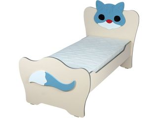 Детские кровати разных типов, широкая цветовая гамма, низкие цены