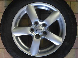 5x114,3. Легкосплавные колеса Rial 205 60 R16. Mitsubishi,Hyundai, Mazda, Honda..