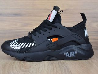 Nike Huarache x Off-White ( All Black)