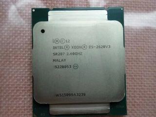 Intel Xeon E5 2620V3! Самая доступная цена среди объявлений!