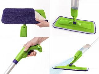 Швабра-спрей с распылителем Spray Mop