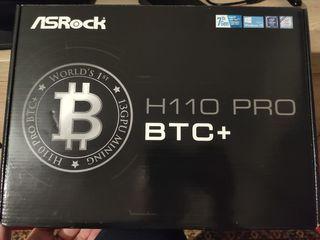 Asrock H110 Pro BTC+ (13 PCIe)
