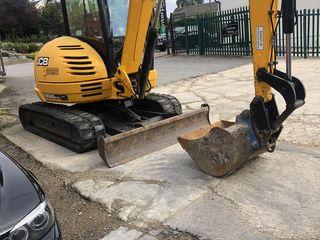 Servicii excavator , bobcat,  kamaz.manipuliator