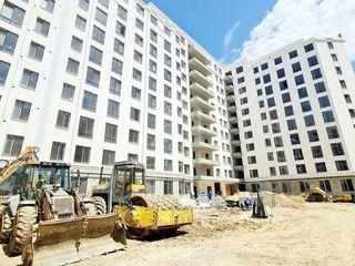 Se vinde apartament cu 1 cameră, complexul residential Newton House, 39900 €