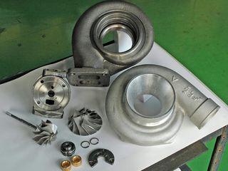 качественный ремонт вашей турбины 185euro