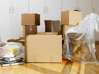 Все для переезда(коробки+стрейч пленка+скотч+ пузырьковая пленка), Cutii.md