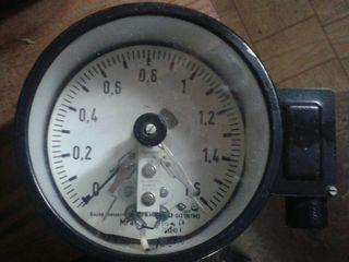 Manometre, robinete in trei poziti, contor gaz natural, clapan de gaz la cazan