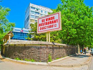 Se vinde restaurant crama boierului, rîșcani, prima linie!