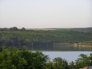Участок 6 соток под дачу в живописном месте на берегу озера Пятихатка.