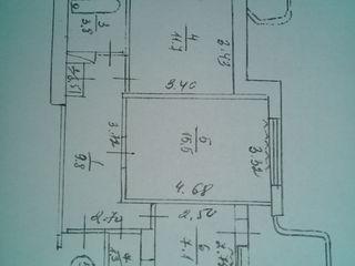 Продаю в отличном состоянии, просторную 2-х ком. квартиру большой семье