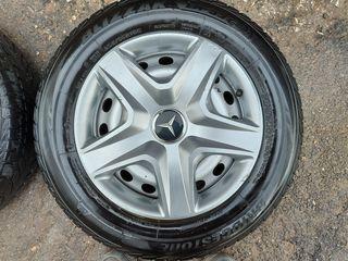 205/65/16 Mercedes Vito 638