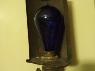 Кварцевая синяя лампа