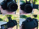 Canon-EOS-650D-Body Kit 18-55mm
