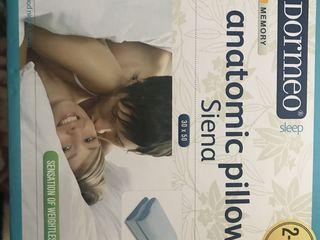 Новая ортопедическая подушка Dormeo