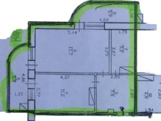 Casa noua 54.3 mp