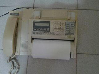 Продаю телефон-fax Toshiba