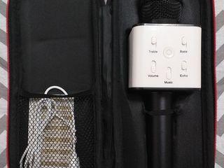 Wireless microphone hifi speaker -q7