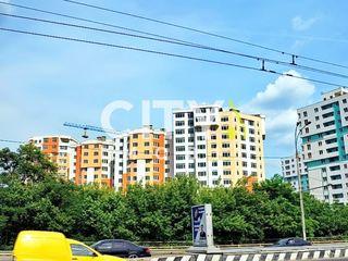 Se vinde apartament cu 2 camere, Chișinău, Centru 63 m