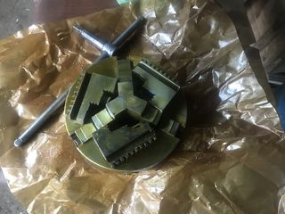 Патрон токарный 250мм СССР новый