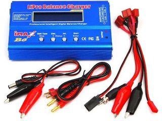 Профессиональное зарядное устройство iMAX B6 - все типы аккумуляторов.