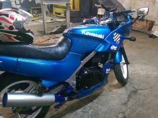 Kawasaki спорт турист