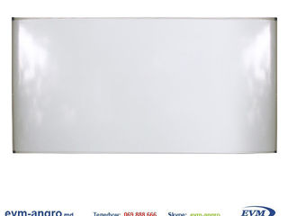 Доска маркерная офисная   100 200 алюминевая магнитная сухостираемая officeline