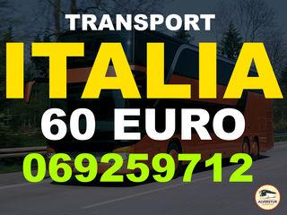 Italia - Moldova - Italia cu autocare