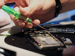 Ремонт телефонов, замена дисплея iPhone, Samsung