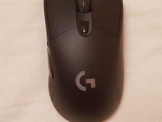 Logitech G403 Wireless Prodigy Optical Gaming Mouse - Black