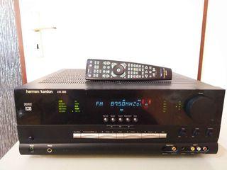 Harman Kardon AVR 2000 в отличном состоянии за небольшие деньги.