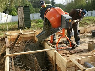 Chirie betoniere аренда бетономeшалок