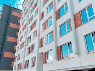 Apartament cu 3 camere 82 m2! str. vorniceni! chișinău! estate invest company! dat în exploatare!